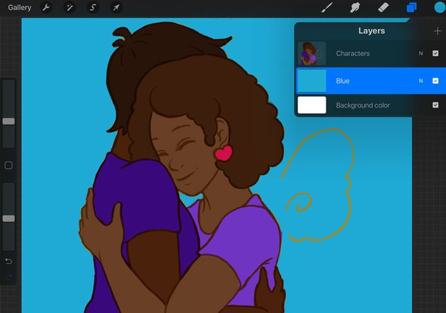 Adding Initial Background Color