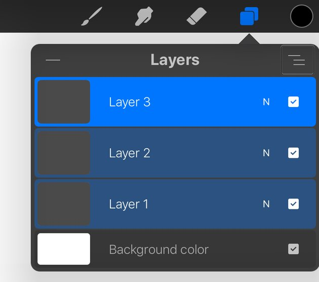 Grouping Layers