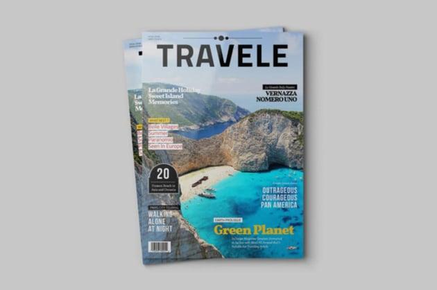 Traveling Magazine