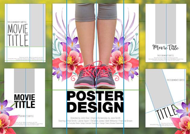 Example of Final Poster Design Walkthroughs