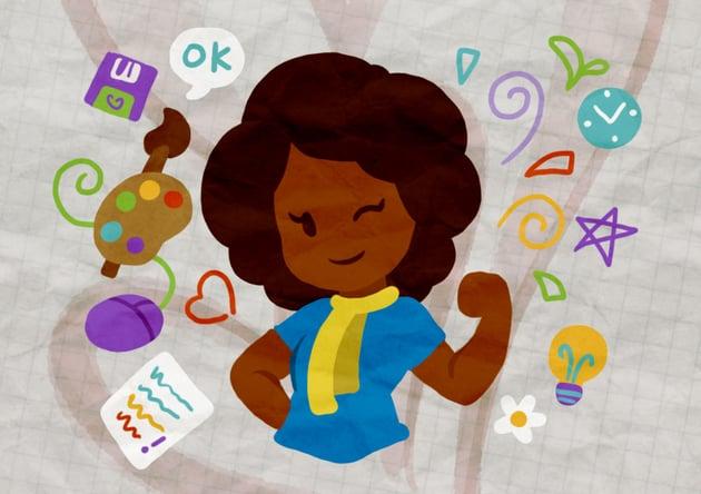 Unity Illustration