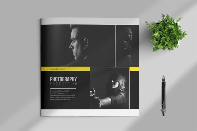 Photography Portofolio Template