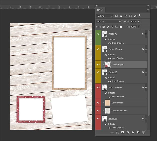Applying a Clipping Mask