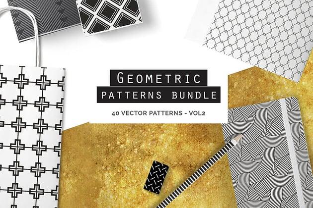 Geometric Patterns Bundle