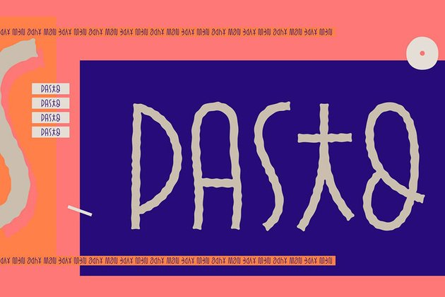 Pasto Display Type