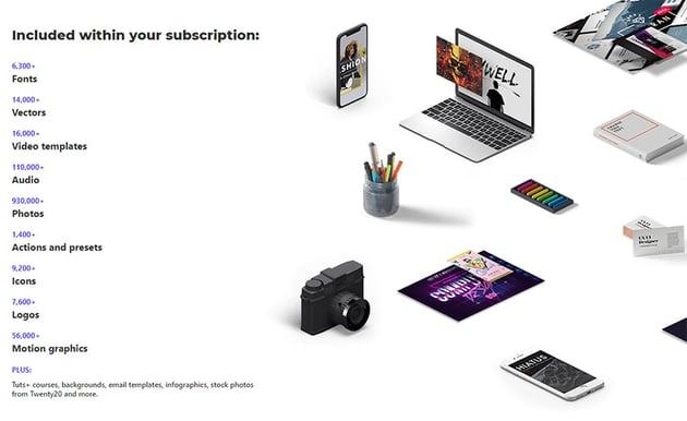 Envato Elements Subscription