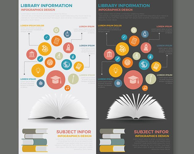 Education Infographics Design