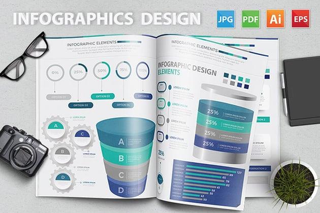 Inforgraphic Set