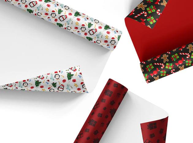 Wrapping Paper by Radu Stefan