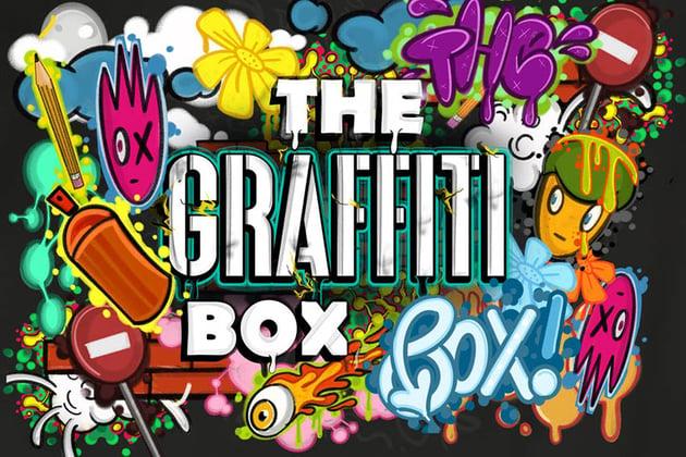 The Graffiti Box Procreate Brushes by LeoSupply