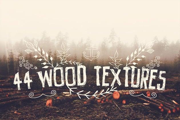 Photoshop Wood Grain Textures