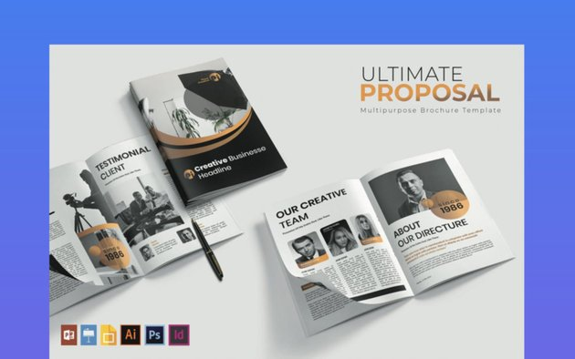 Ultimate Mulit Purpose Proposal Template