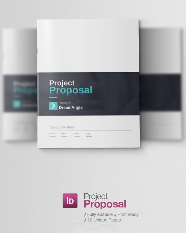 Free Business Project Proposal Template