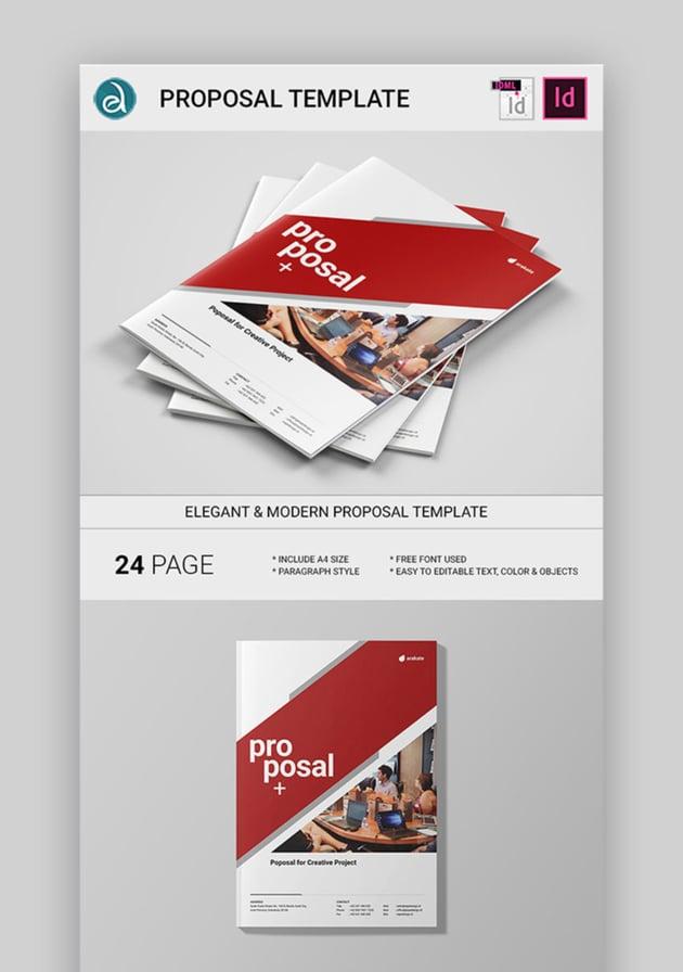 Business Proposal Design Template
