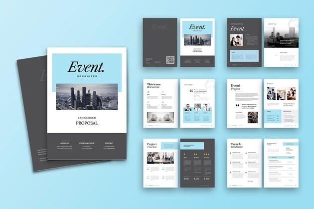 InDesign Proposal Design Template