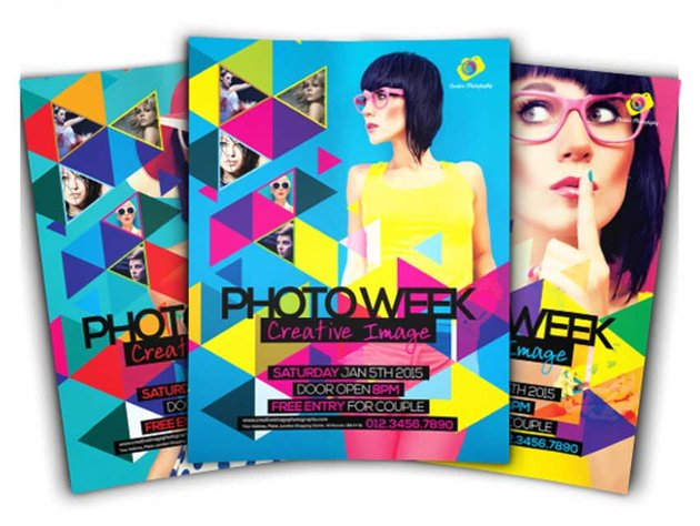 Colorful Flyer Design