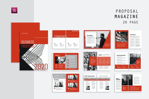 brand proposal