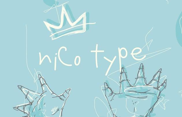 Nicotype Free Font