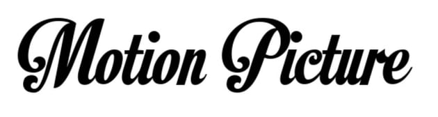 Motion Picture Free Font Personal Use