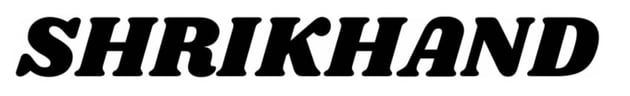 Shrikhand Free Font