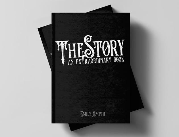 book cover font fantasy