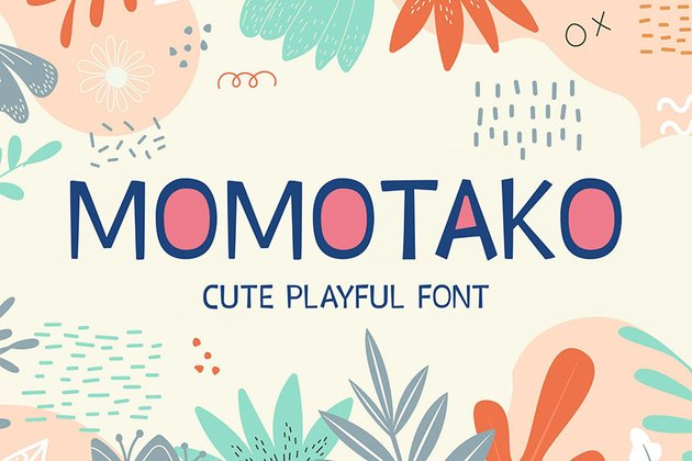 Momotako - Cute Playful