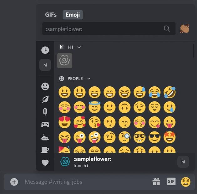 discord grayed out emoji