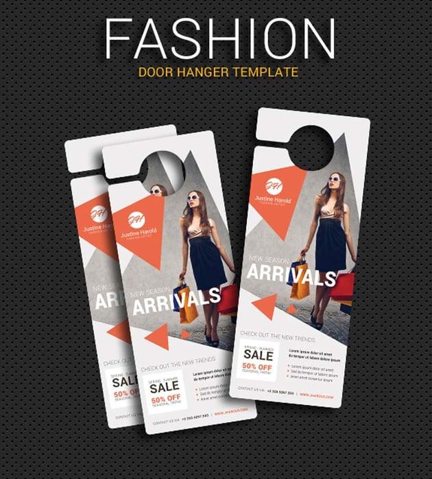 Fashion Door Hanger