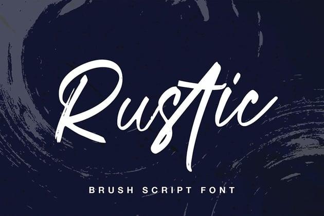 Rustic Brush