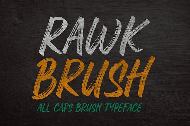 Rawk Brush