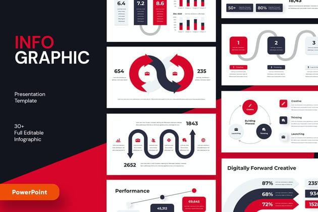 powerpoint infographics