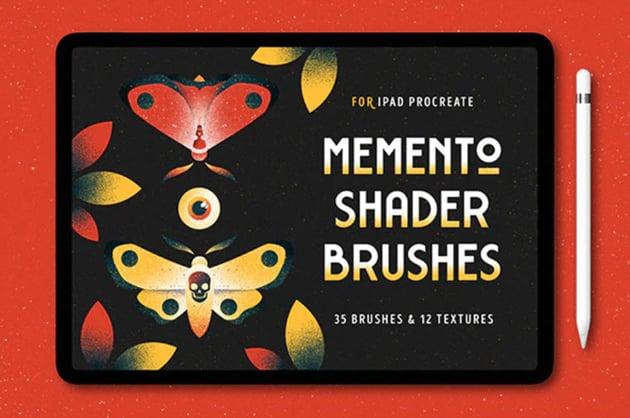 Shader Brushes for Procreate