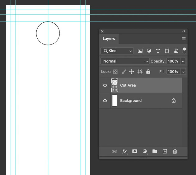 photoshop align content to guides