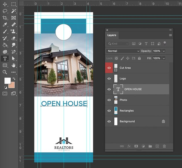 photoshop type tool