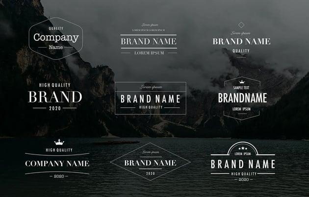 Logo Templates for Affinity Designer