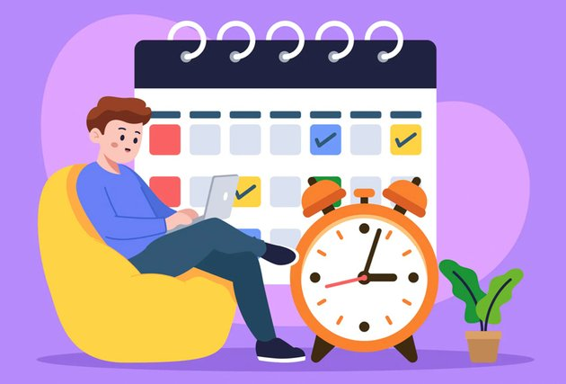 remote work time zones