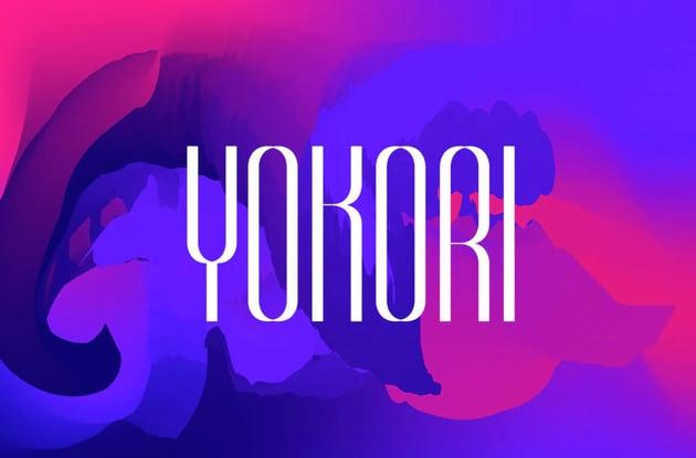 Yokori Font