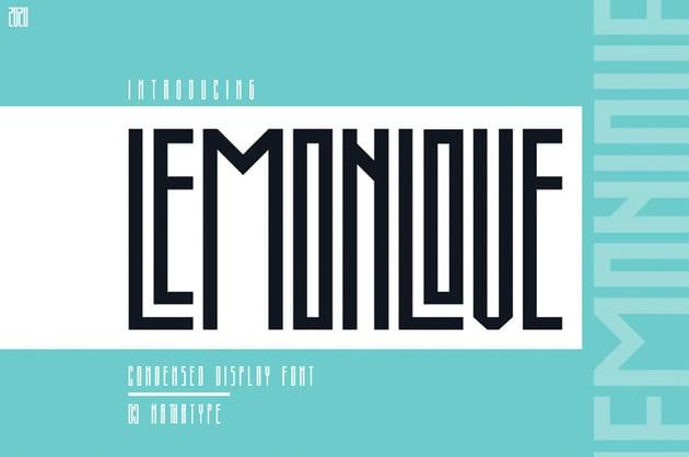 Lemonlove Font