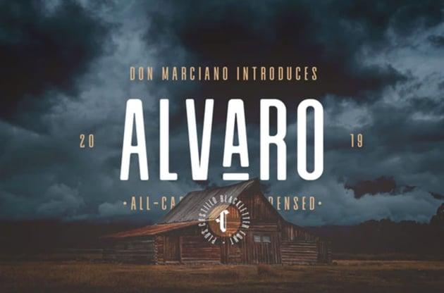Alvaro Condensed