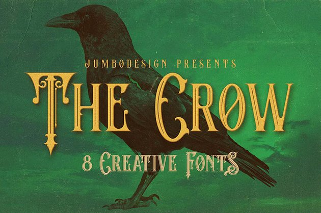 decorative font