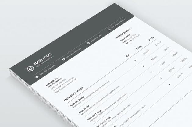 microsoft word template design