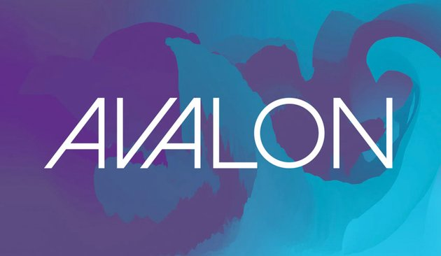 Avalon Modern Logo Font