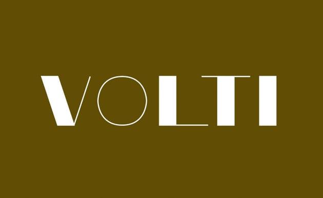 Volti Bold Sans Serif Logo Font