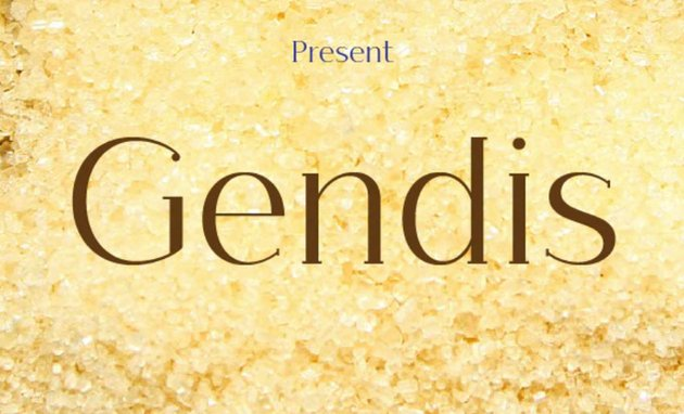 Gendis Elegant Serif Font