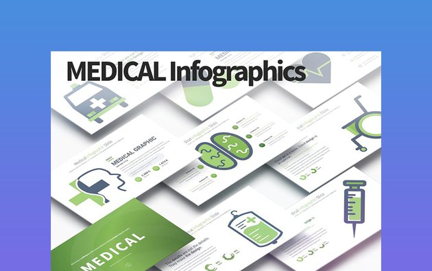 Medical - PowerPoint Infographics Slides