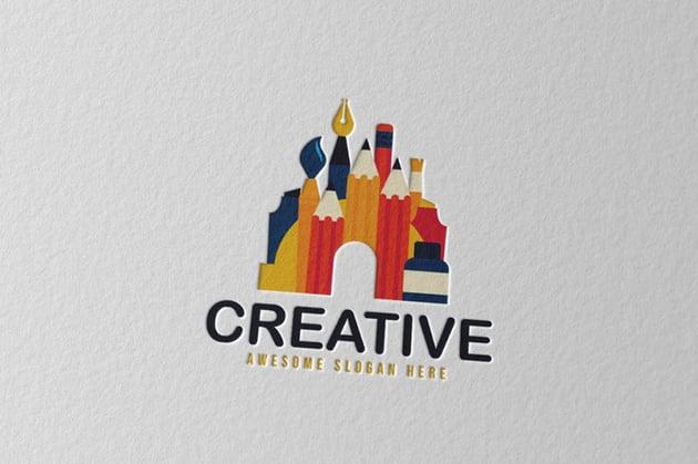 Creative Art Logo