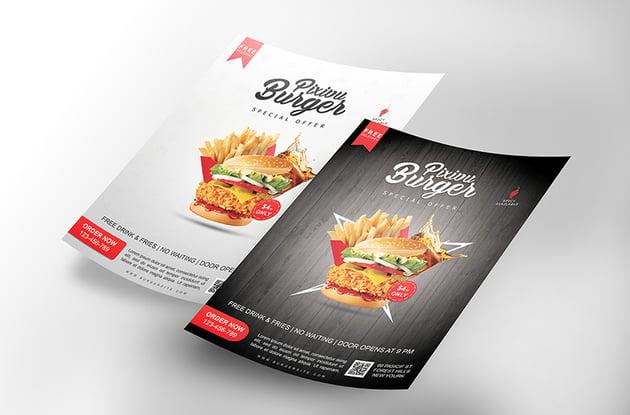 Restaurant Special Offer - Download Free