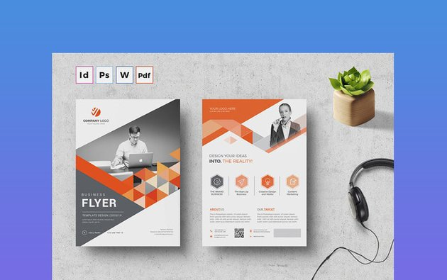 Corporate Flyer Templates Word