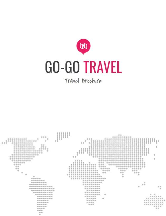 Travel - Google Docs Flyer Template Free