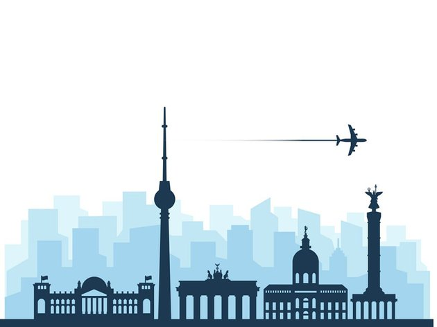Berlin - Free Best PowerPoint Templates for Architectural Presentations